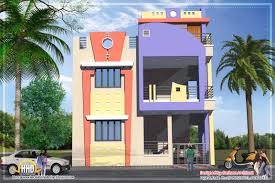 Small Picture Luxury Indian Home Design With House Plan Sqft Kerala 2 Floor