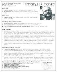 Pastor Resume Templates Amazing Simple Resume Template Pastor Resume Templates Simple Resume Template
