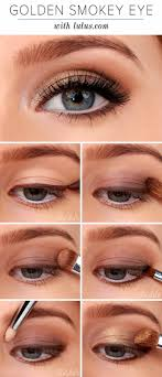 you might have seen the smokey eyes before but not quite like this one because you might have seen the number of shades for the smokey eyes but today