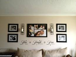 family frames wall decor large size of picture frames ideas inside glorious picture frame wall decor family frames