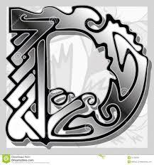 Decorative Letters Decorative Letter D Clipart Clipartfest Stencil Letter D