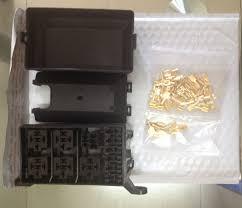 popular automotive relay box buy cheap automotive relay box lots automotive fuse box 6 way relay insurance block no 5 road relay block