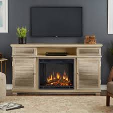 real flame electric fireplace tv stand weathered white real flame fireplace tv stands 9110e wwh