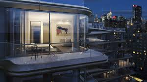 A New York City Apartment with Automatic Valets and a Private IMAX Theater
