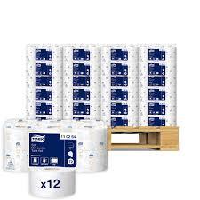 Tork Mini Soft Jumbo Premium Toilet Roll 12 X 170 M Pallet Deal 25