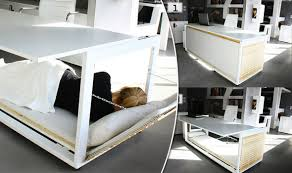 Office desk bed Wall Mounted Desk Beds On Offer Daily Express Deskbed Is The Answer To All Your bosses Dreams Expresscouk