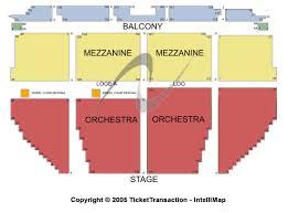 Orpheum Theatre San Francisco Seating Chart