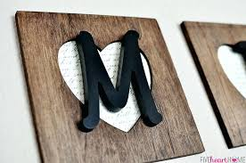 lettering wall decor wooden letter wall decor awesome family lettering wall decor