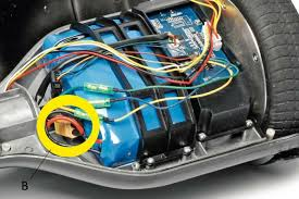 hoverboard repair tutorial for loose connections and recalibration smart balance wheel wiring diagram at Hoverboard Wiring Diagram