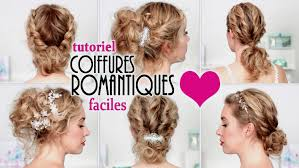 Coiffure Simple Pour Noel Cheveux Mi Long Femme Reveillon