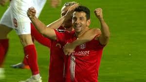 Sv meppen played against hallescher fc in 2 matches this season. 3 Liga Hfc Gelingt Befreiungsschlag Gegen Meppen Mdr De