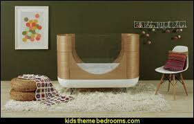 mid century modern baby furniture. Modern Baby Nursery - Kids Bedrooms Childrens Furniture Bedding Mid Century A