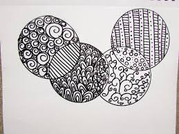Zentangle Patterns Easy Enchanting 48 Collection of Zentangle Drawings Easy High quality free