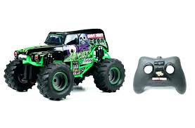 monster truck full size bedding set grave digger bed frame comforter new bright jam scale remote control vehicle d