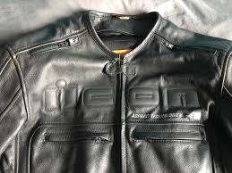 icon motorhead 1 leather motorcycle jacket