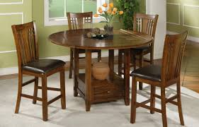 Zahara Round Tall Table Fannys Furniture Kitchens