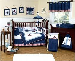 boys airplane bedding baby comforter unique vintage airplane baby boy crib bedding set nursery collection pixels