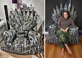 life size iron throne cute iron throne office chair cover 37 game of thrones