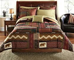 ingenious idea country style comforters 12 best blackbird manor images on bedding sets rustic southwest cabin bear queen comforter set 8 piece bed