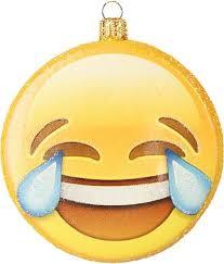 Tolle Weihnachtskugeln Smiley Emoji Entdecken Und Online