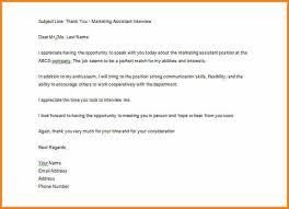 Best Thank You Email After Interview Best Solutions Of Thank You