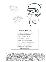 Daisy Girl Scout Coloring Page Cookie Pages Printable If You Col