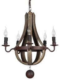 elena 5 light mini chandelier