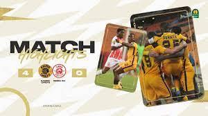 FilGoal | فيديوهات | ملخص فوز كايزر تشيفز على سيمبا 4-0 (دوري أبطال إفريقيا)