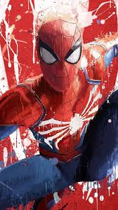 Spider Man Fan Artwork Hd Mobile ...