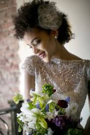 black bridal hair and make up styles love this embellished wedding dress so beautiful