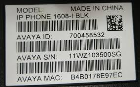 avaya 1608 i blk 1608i one x deskphone value edition voip ip telephone