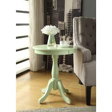 Living Room Furniture Tables Green Accent Tables Living Room Furniture Furniture Decor