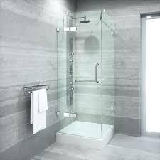 shower enclosure glass shower enclosure with in shower enclosure glass shattered
