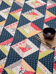 Astoundingly simple strip quilts (+ fabric giveaway!) - Stitch ... & From Strip-Smart Quilts II Adamdwight.com