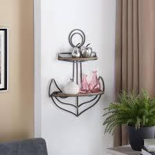 danya b anchor wood and metal floating
