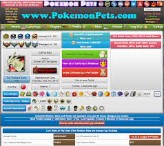 Pokemon Pets Update 12.12.19 - Prestige System and Account Bound Items  Added to the Game   Pokemon, Mmorpg games, Mmorpg