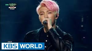 Music Bank K Chart 2017