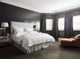 grey walls with brown furniture. dark brown carpet what color walls bedroom with grey headboard rug furniture s