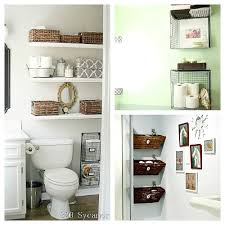 Bathroom Closet Organization Ideas Magnificent 48 Fantastic Small Bathroom Organizing Ideas A Cultivated Nest