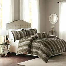 large size of faux fur duvet cover cal king hampton hill bedding zuri faux fur duvet