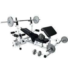 Everlast Olympic Weight Bench With Preacher Pad And Leg Extension Everlast Bench Press