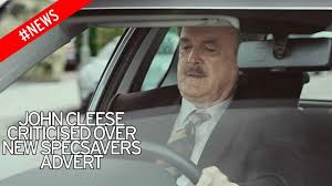 john cleese slammed over specsavers ad by the husband of fawlty john cleese slammed over specsavers ad by the husband of fawlty towers prunella scales mirror online