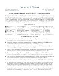 Human Resource Job Resume Sample Best Resources Hr Templates .