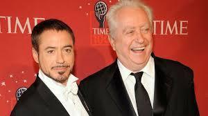 Robert Downey Jr., has died ...