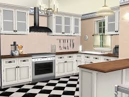 Sims Kitchen Mod The Sims 4 Bed Bungalow