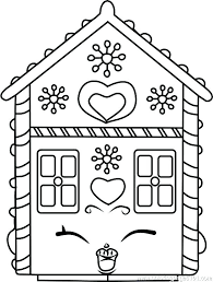 Shopkin Coloring Pages Pdf Coloring Pages Free Printable Shopkin