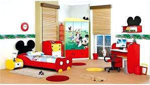 valuable mickey mouse toddler bedroom set mickey mouse bedroom furniture set k5425339