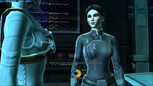 Imperial Intelligence Agent Dri Star War Old Republic Part 4