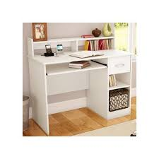 white bedroom desk furniture. found it at allmodern axess 1 drawer computer desk with hutch white bedroom furniture h