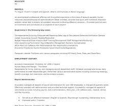 Payroll Administrator Cover Letter Benefits Coordinator Resume Penza Poisk